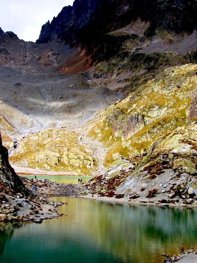 隐藏在令人惊叹的高山全景中----夏蒙尼湖_图1-11