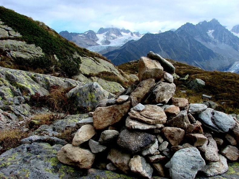 隐藏在令人惊叹的高山全景中----夏蒙尼湖_图1-17