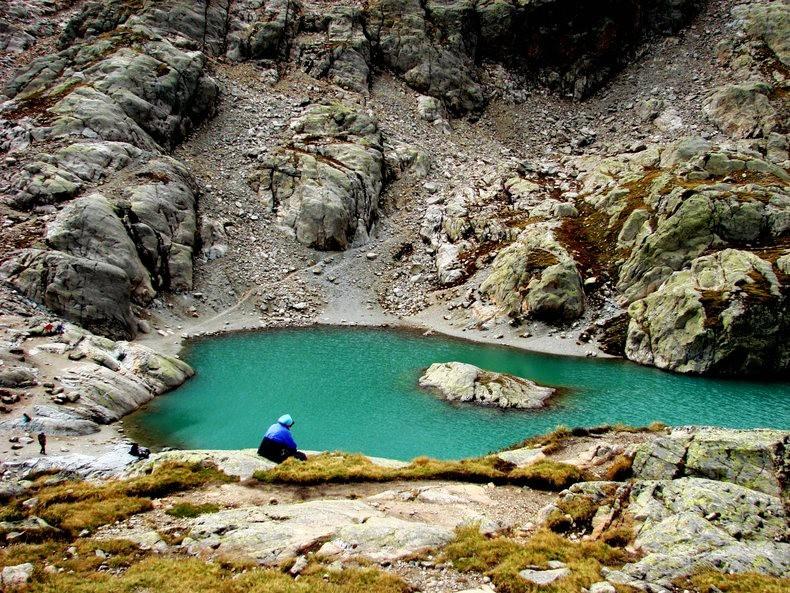 隐藏在令人惊叹的高山全景中----夏蒙尼湖_图1-22