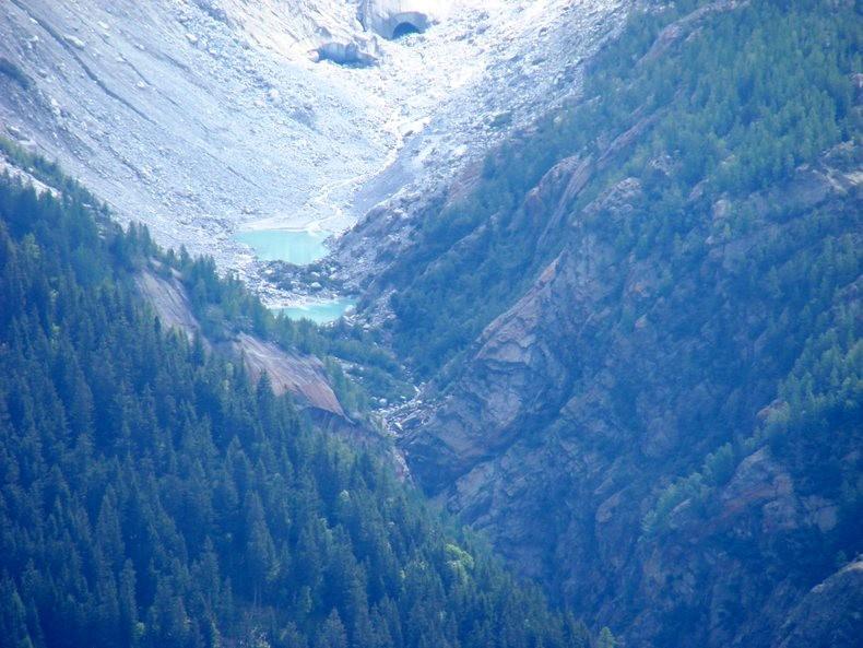 隐藏在令人惊叹的高山全景中----夏蒙尼湖_图1-24