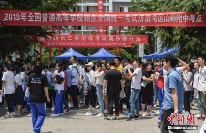 中国高考人数时隔十年重回千万考生,改革中求公平_图1-4