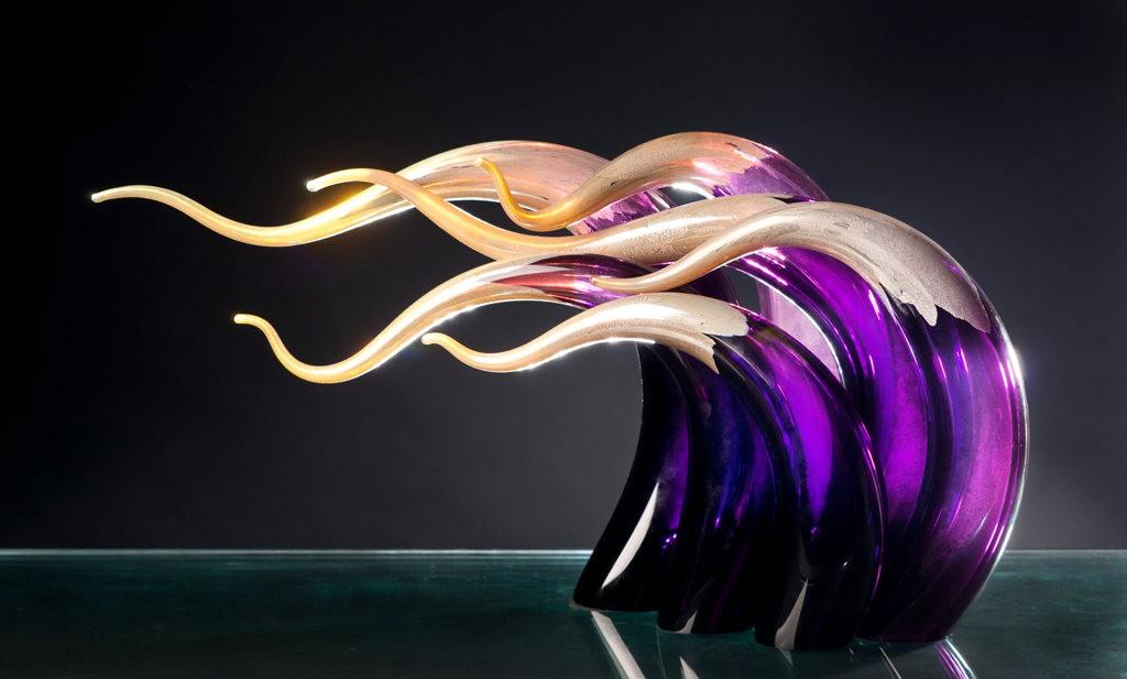 Rick Eggert 玻璃雕塑--2_图1-15