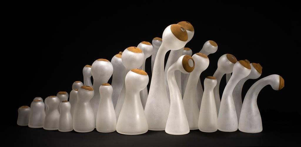 Rick Eggert 玻璃雕塑--2_图1-20