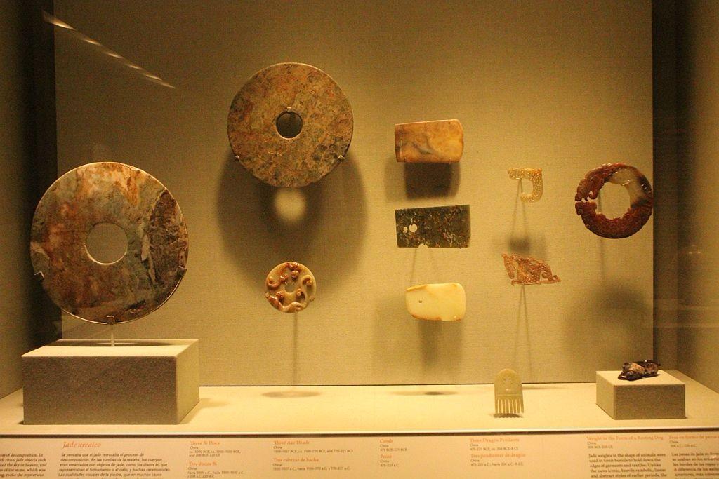 堪萨斯城博物馆里的中国藏品_图1-2
