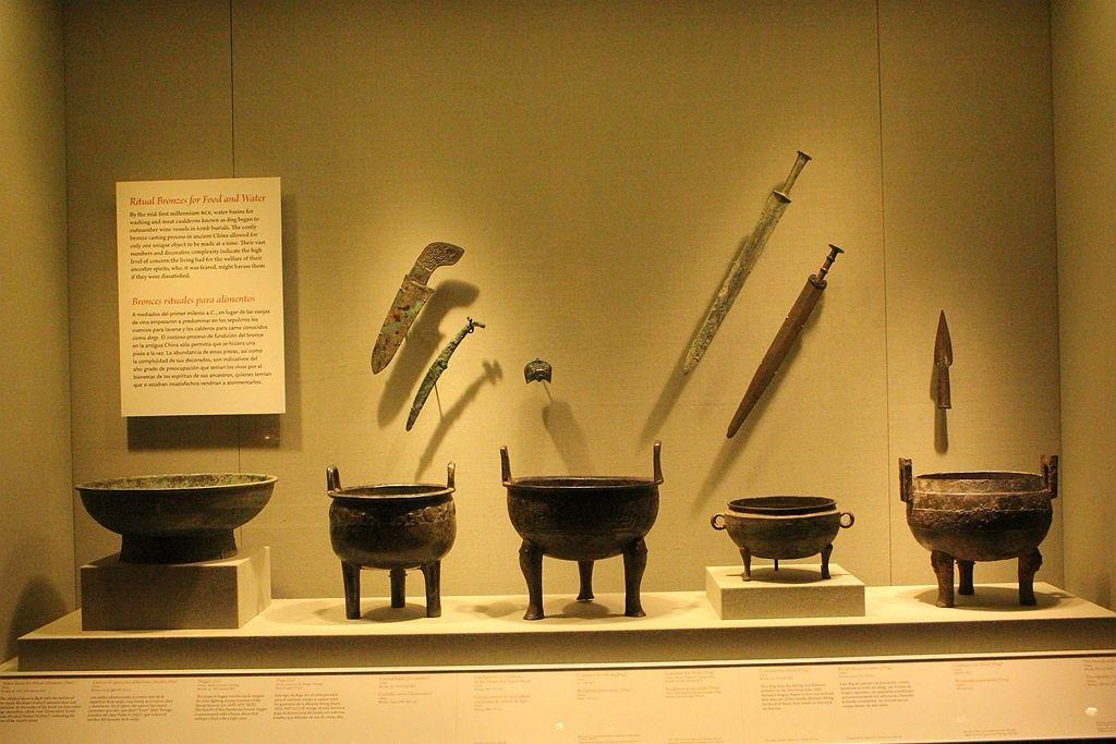 堪萨斯城博物馆里的中国藏品_图1-3