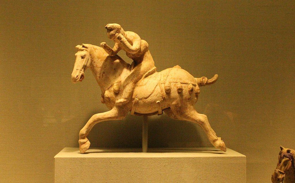 堪萨斯城博物馆里的中国藏品_图1-7