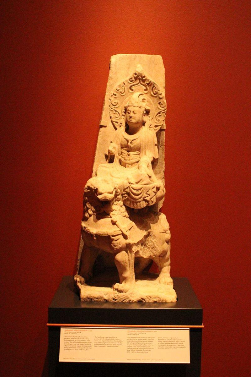 堪萨斯城博物馆里的中国藏品_图1-8