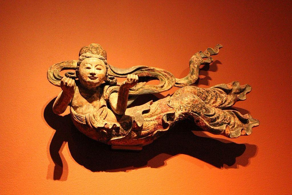 堪萨斯城博物馆里的中国藏品_图1-9
