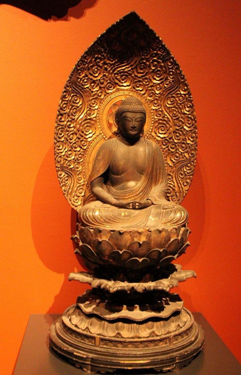 堪萨斯城博物馆里的中国藏品_图1-11