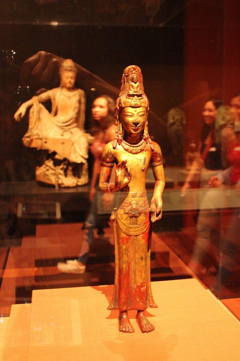堪萨斯城博物馆里的中国藏品_图1-12