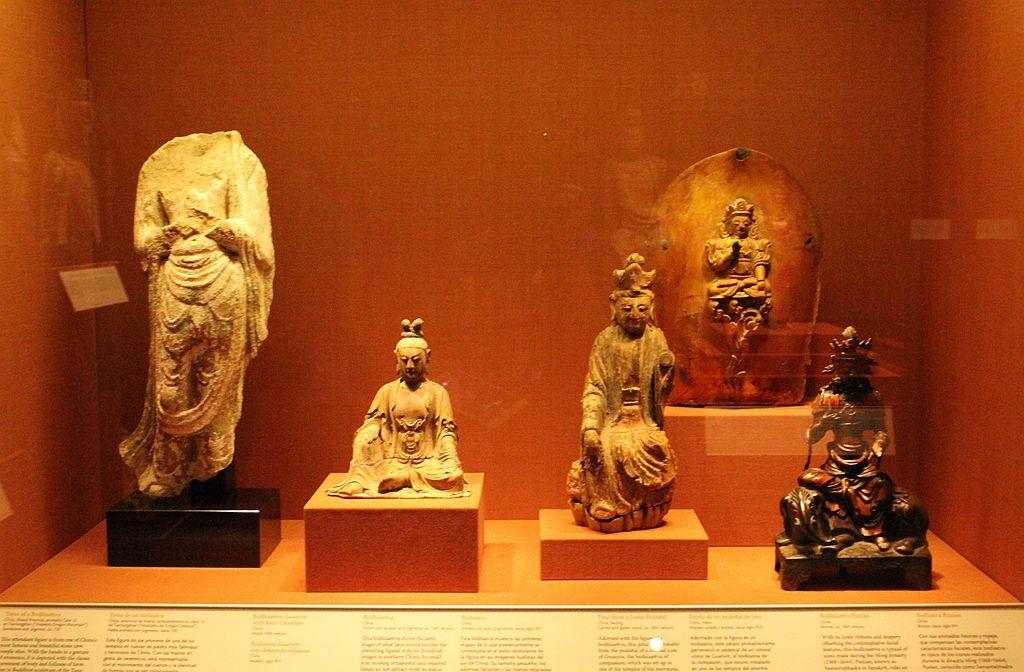 堪萨斯城博物馆里的中国藏品_图1-13