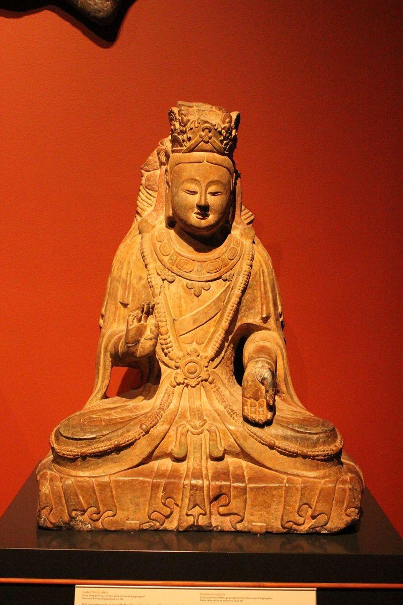 堪萨斯城博物馆里的中国藏品_图1-14