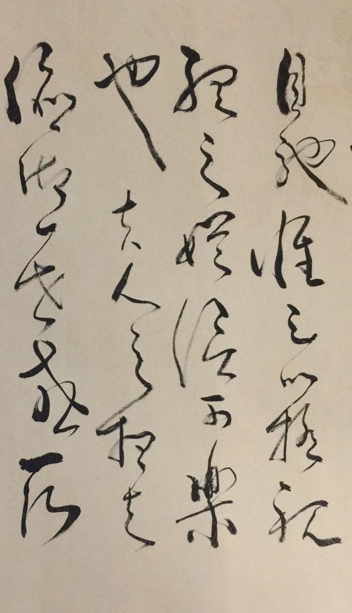 中国书法草书艺术—艺术家石维加_图1-3