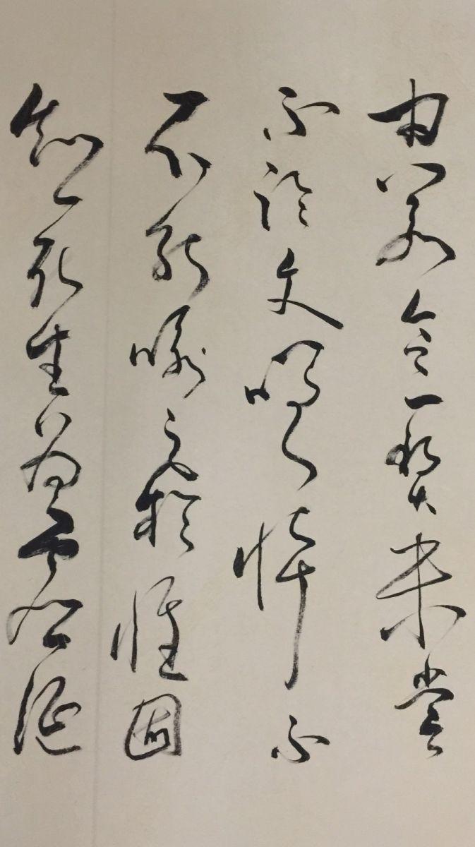 中国书法草书艺术—艺术家石维加_图1-7