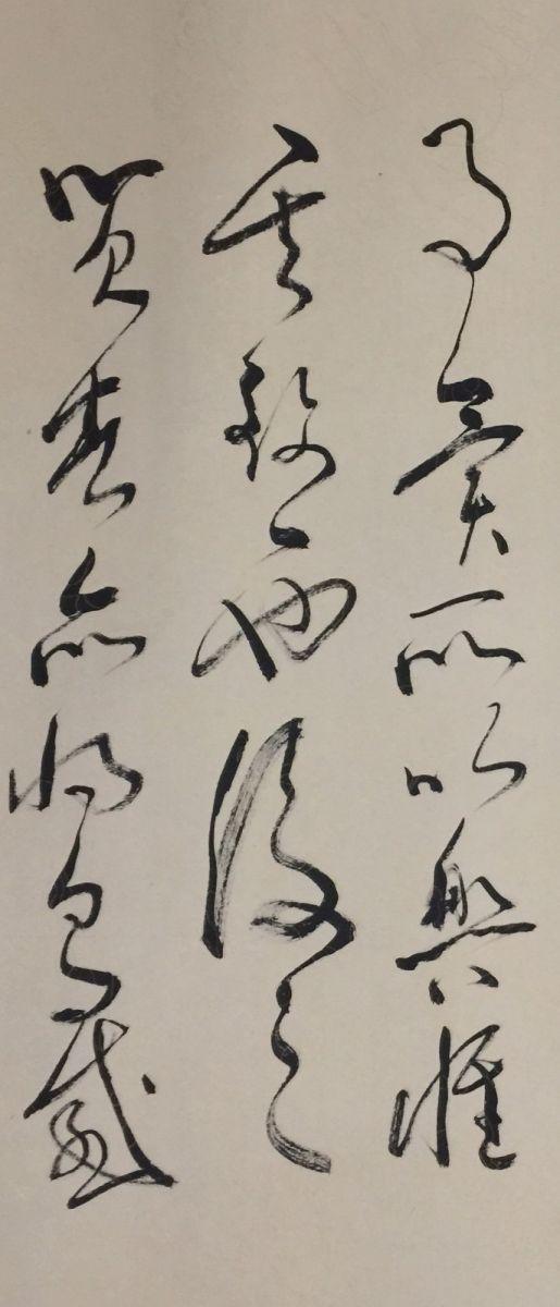 中国书法草书艺术—艺术家石维加_图1-9