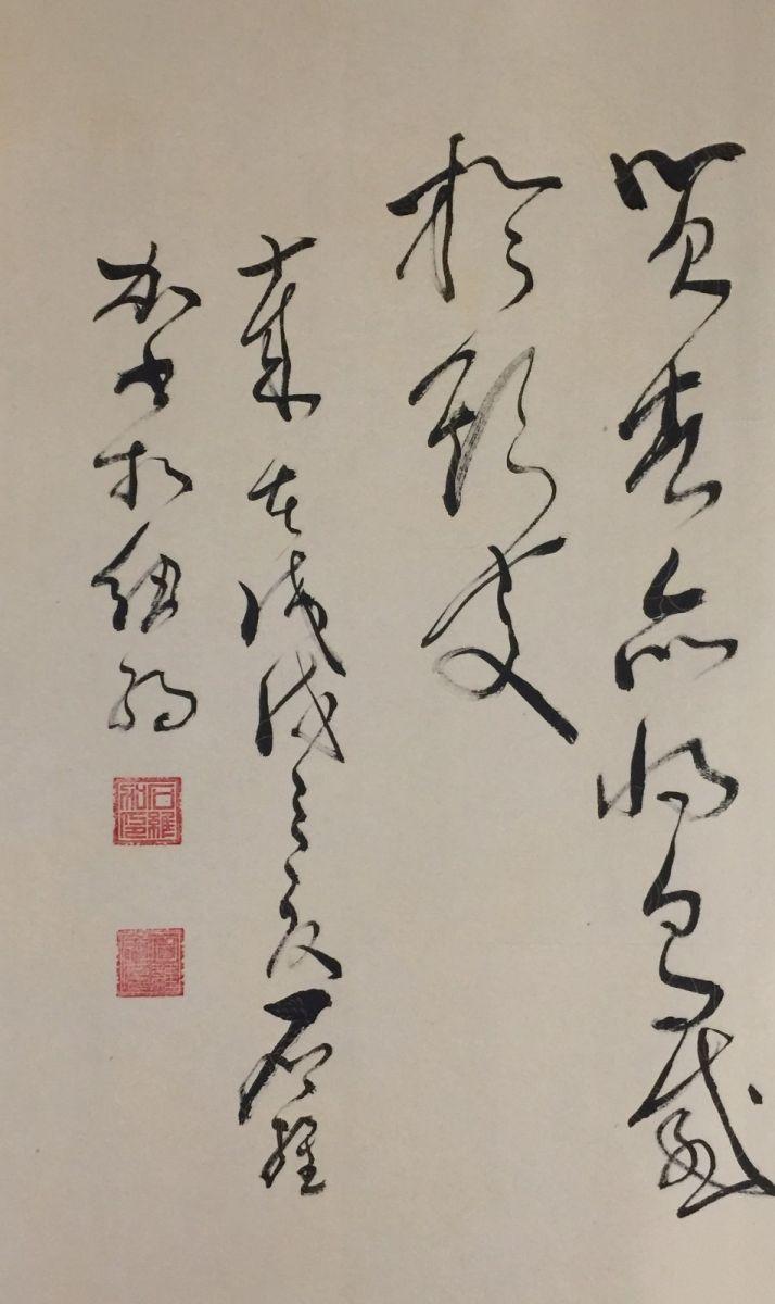 中国书法草书艺术—艺术家石维加_图1-10