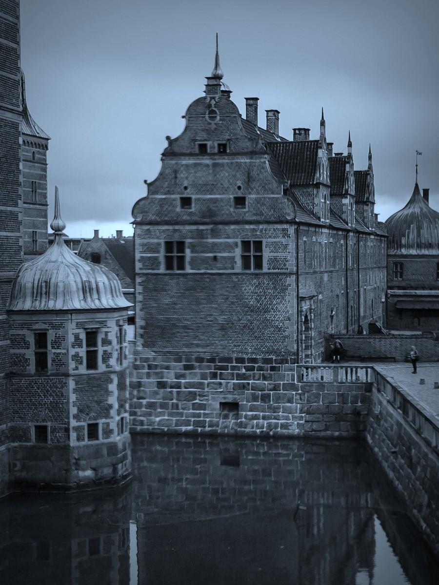 丹麦腓特烈堡城堡,看的令人赞叹_图1-17