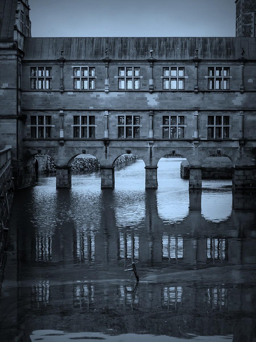 丹麦腓特烈堡城堡,看的令人赞叹_图1-14