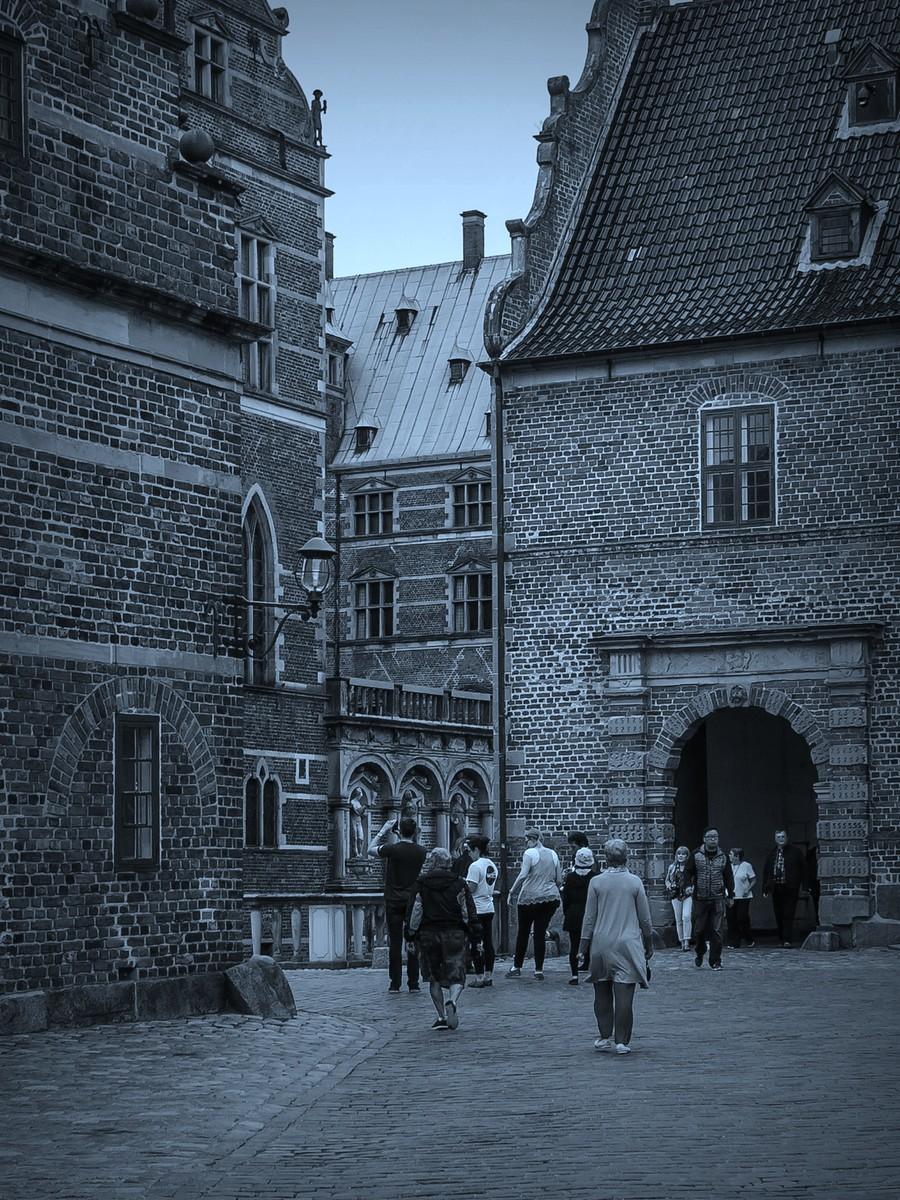 丹麦腓特烈堡城堡,看的令人赞叹_图1-12