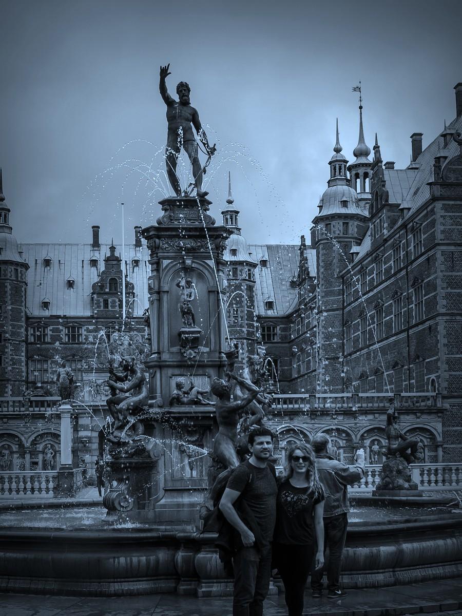 丹麦腓特烈堡城堡,看的令人赞叹_图1-10