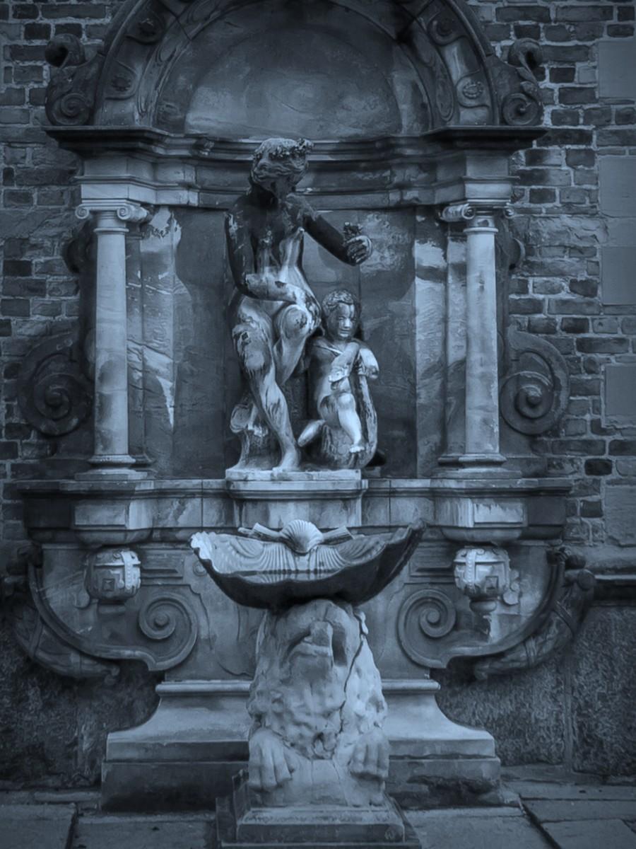 丹麦腓特烈堡城堡,看的令人赞叹_图1-7