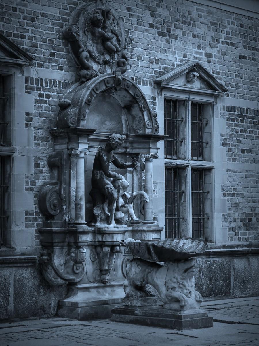 丹麦腓特烈堡城堡,看的令人赞叹_图1-5