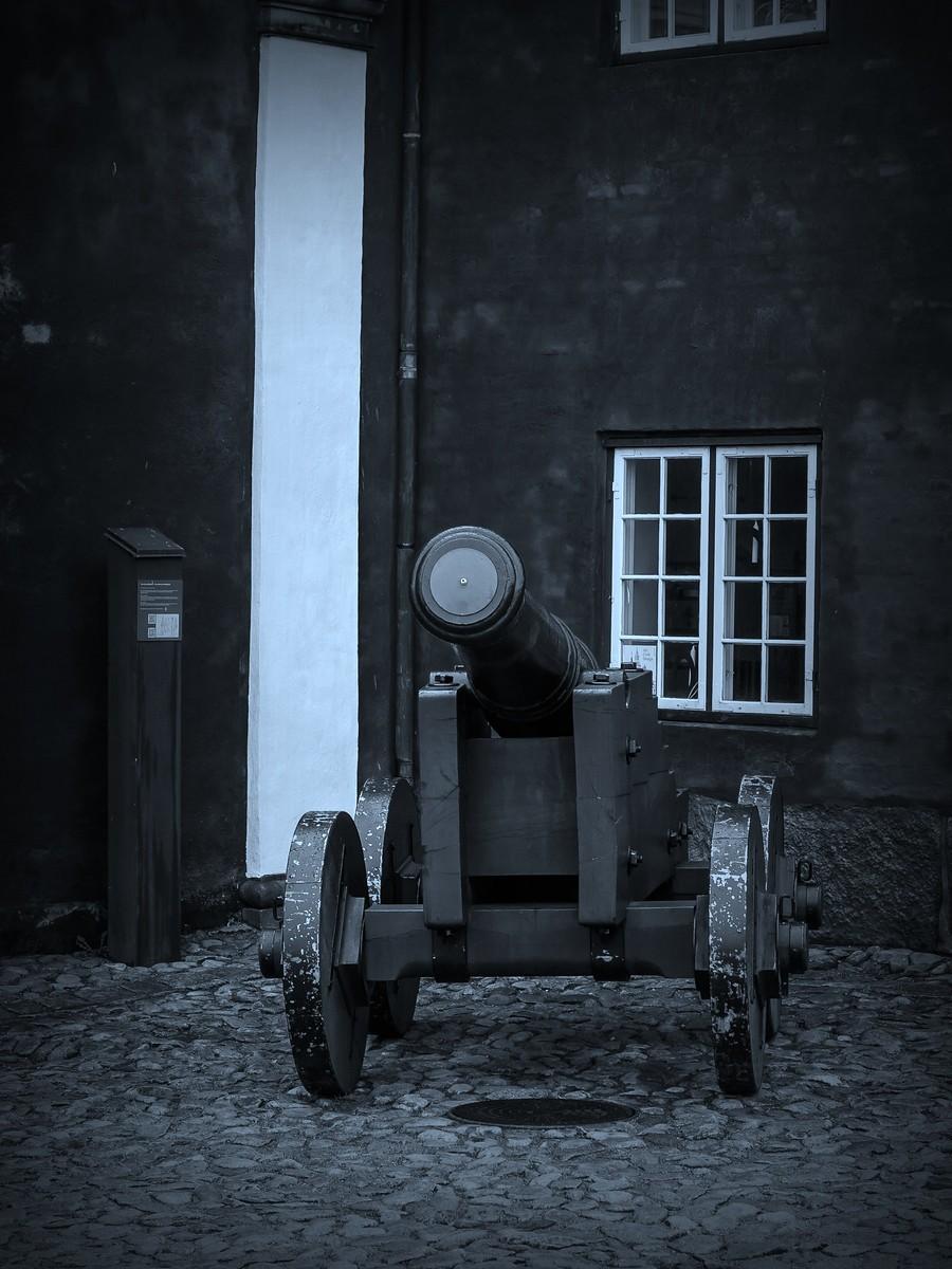 丹麦腓特烈堡城堡,看的令人赞叹_图1-2