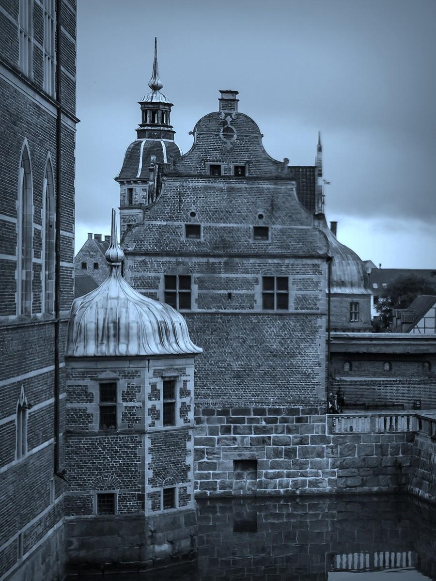 丹麦腓特烈堡城堡,看的令人赞叹_图1-1