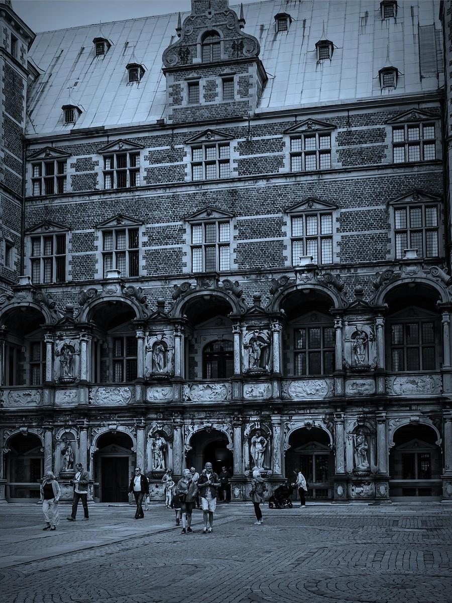 丹麦腓特烈堡城堡,看的令人赞叹_图1-3