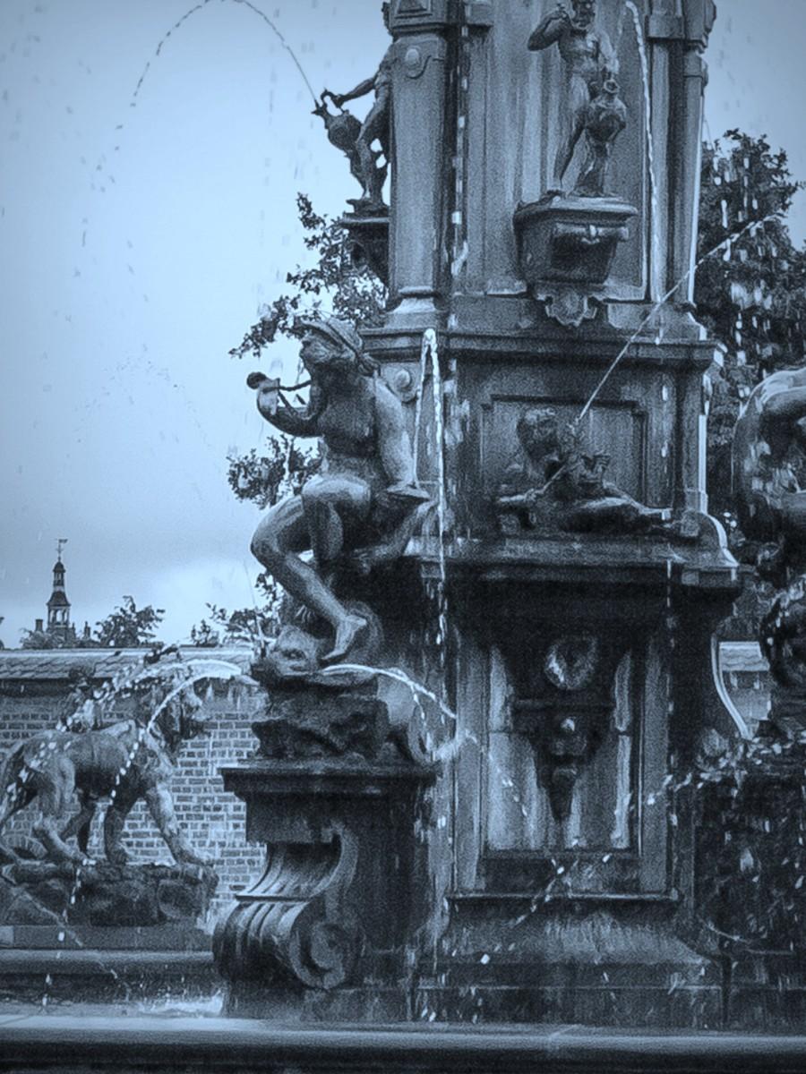 丹麦腓特烈堡城堡,看的令人赞叹_图1-26
