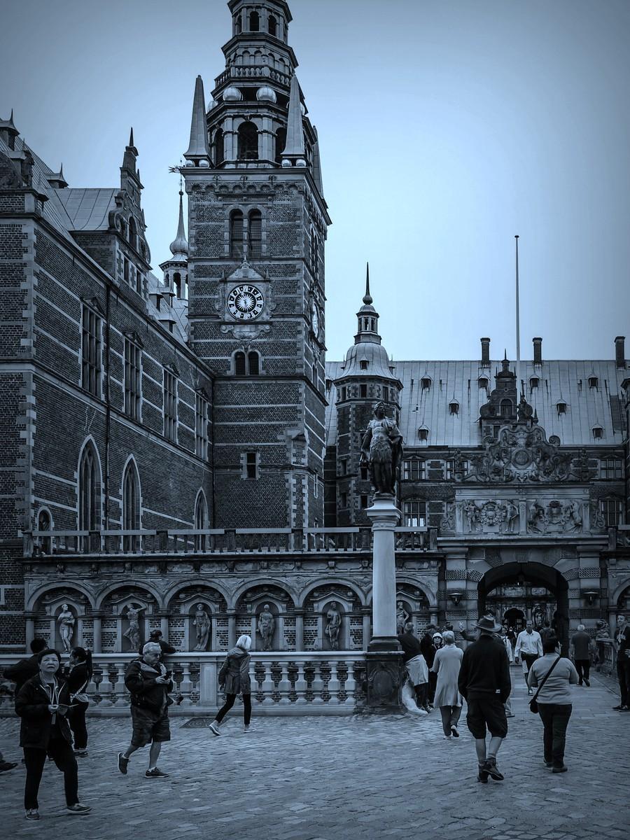 丹麦腓特烈堡城堡,看的令人赞叹_图1-28