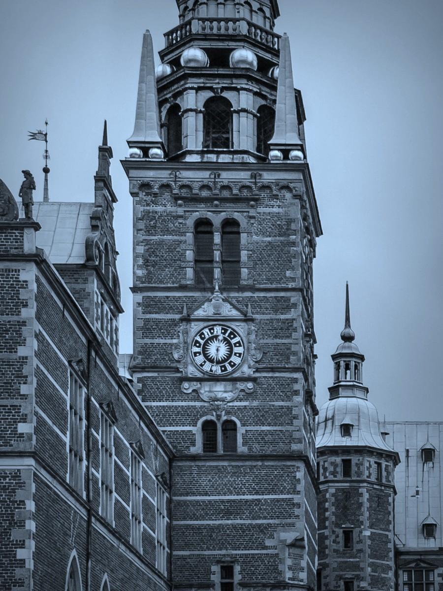 丹麦腓特烈堡城堡,看的令人赞叹_图1-30