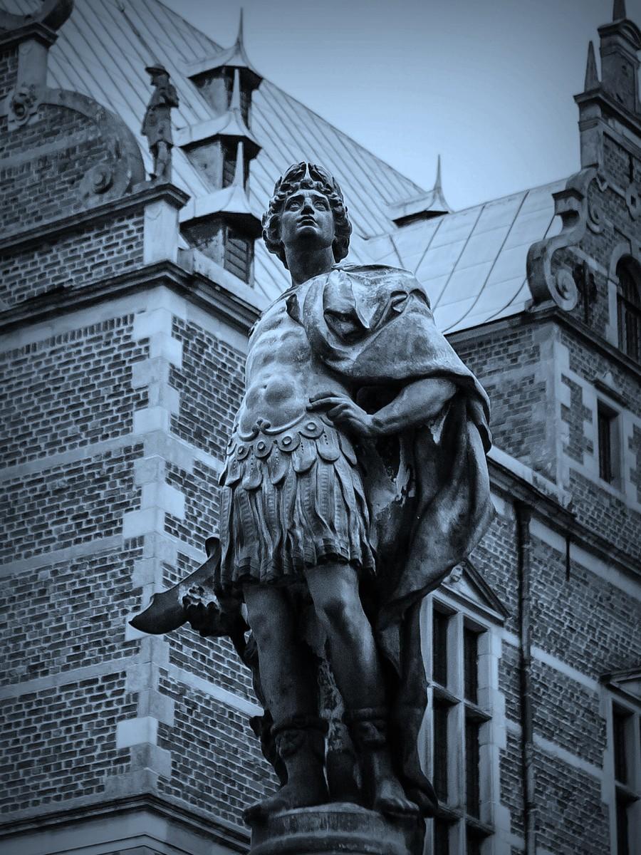 丹麦腓特烈堡城堡,看的令人赞叹_图1-39