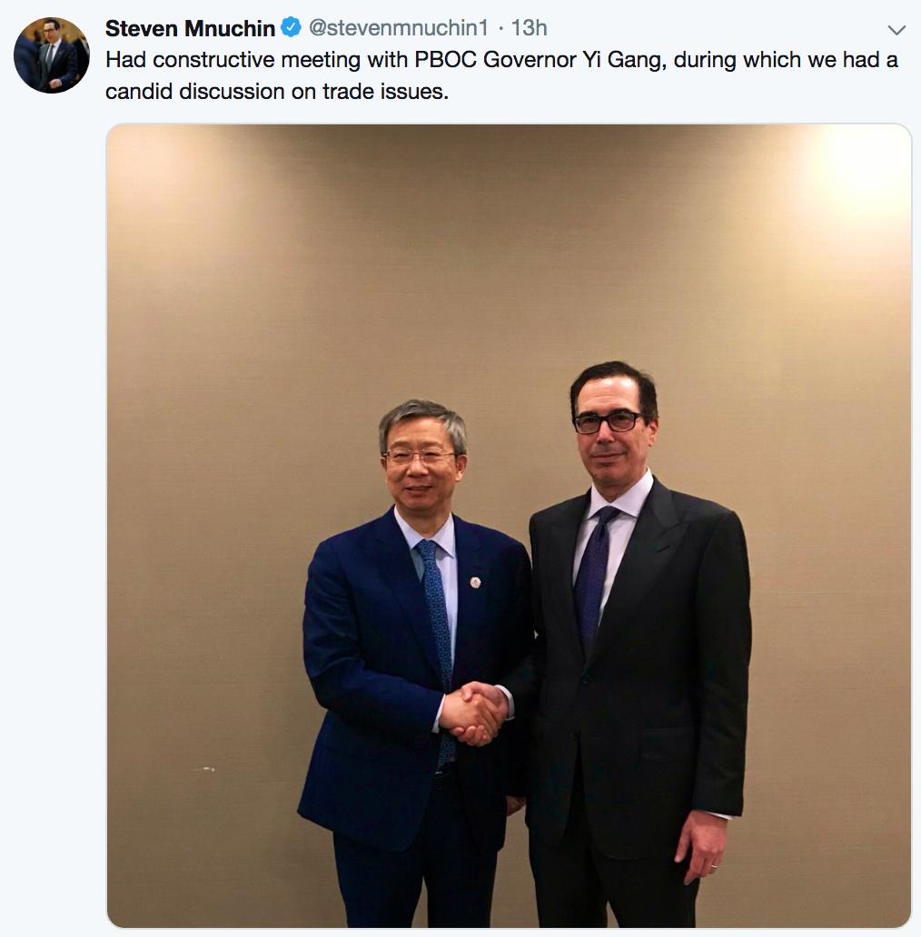 特朗普仍坚信一定能和中国达成协议_图1-3