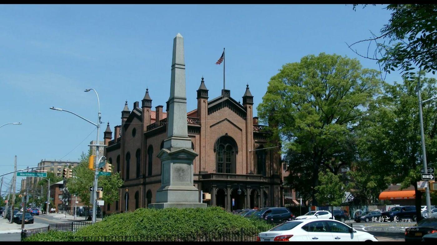 紐約之美--法拉盛(4K美國系列人文旅游風光片)_圖1-1