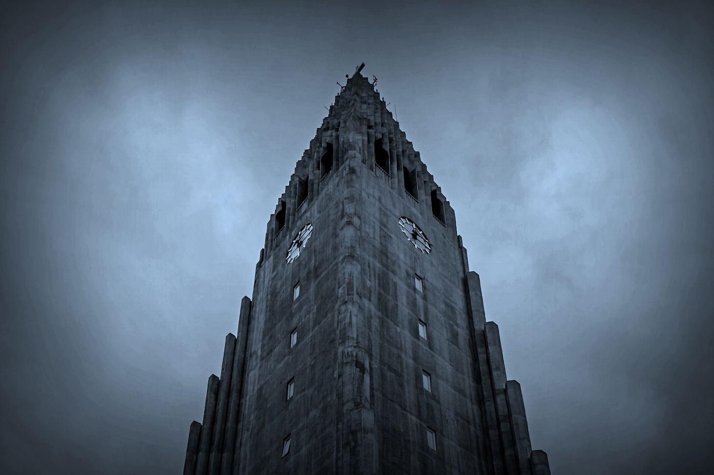 冰岛Hallgrimskirkja教堂,超奇特的建筑_图1-7