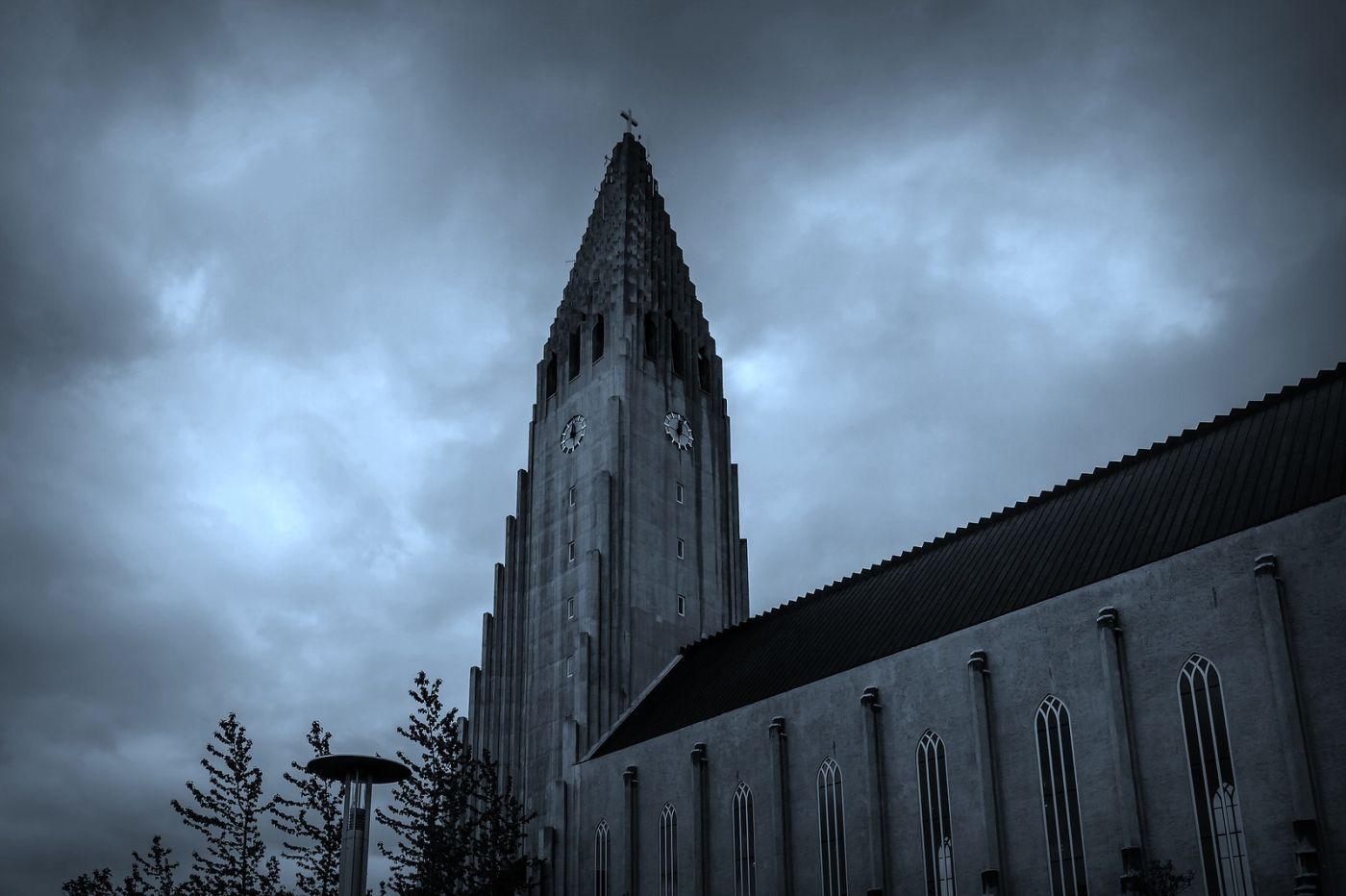 冰岛Hallgrimskirkja教堂,超奇特的建筑_图1-6