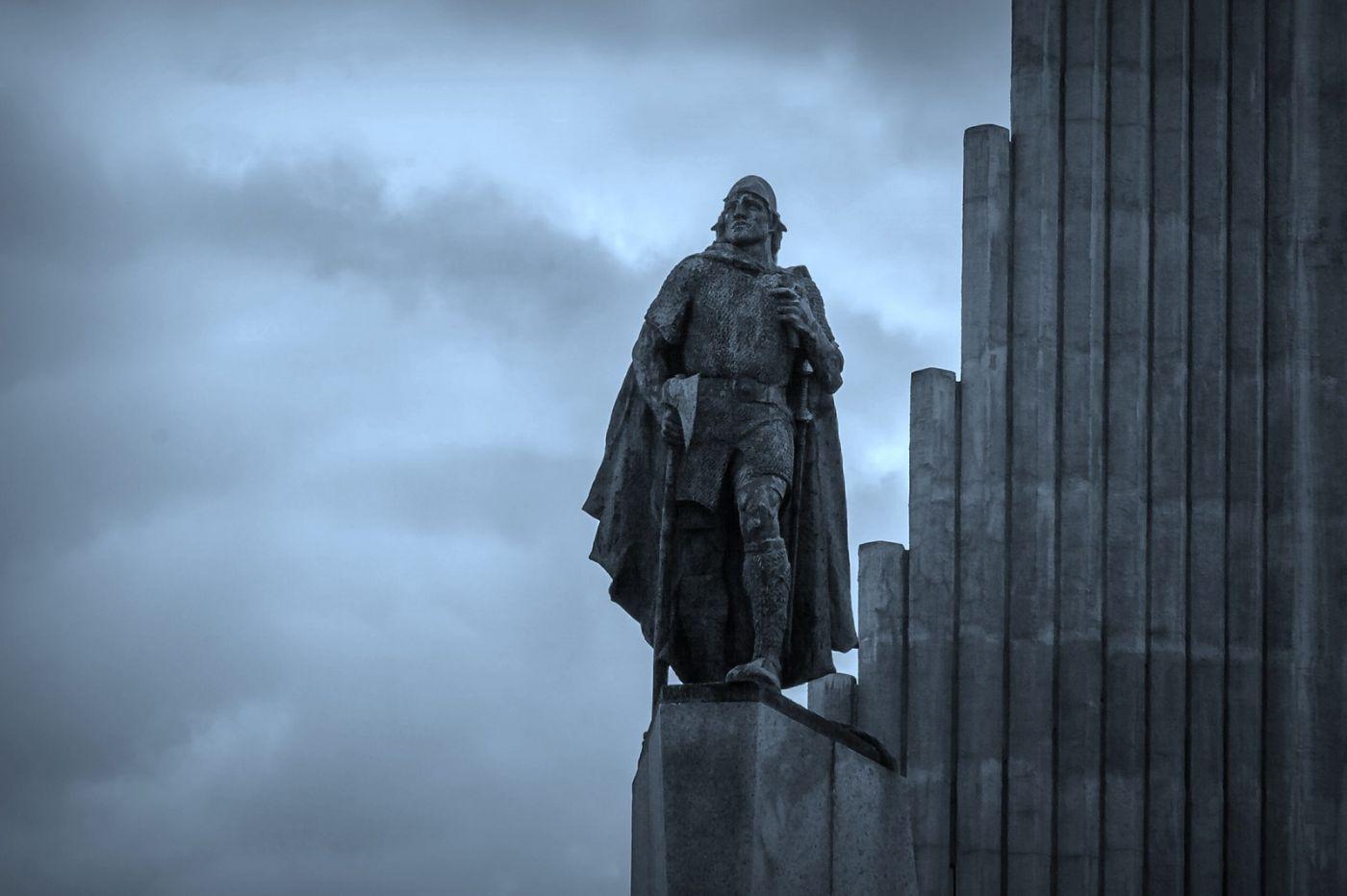 冰岛Hallgrimskirkja教堂,超奇特的建筑_图1-5