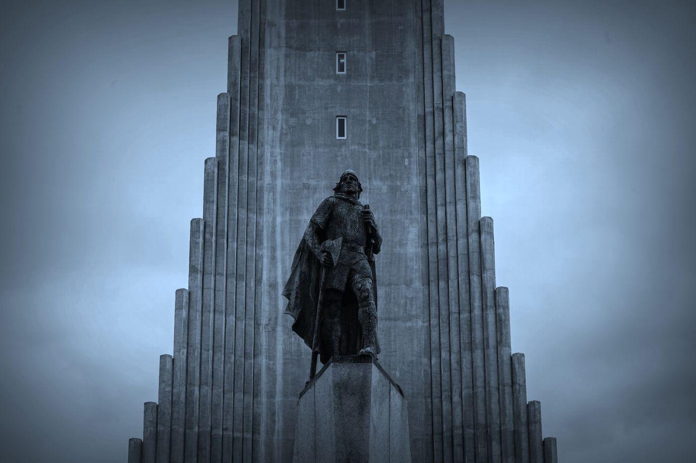 冰岛Hallgrimskirkja教堂,超奇特的建筑_图1-8