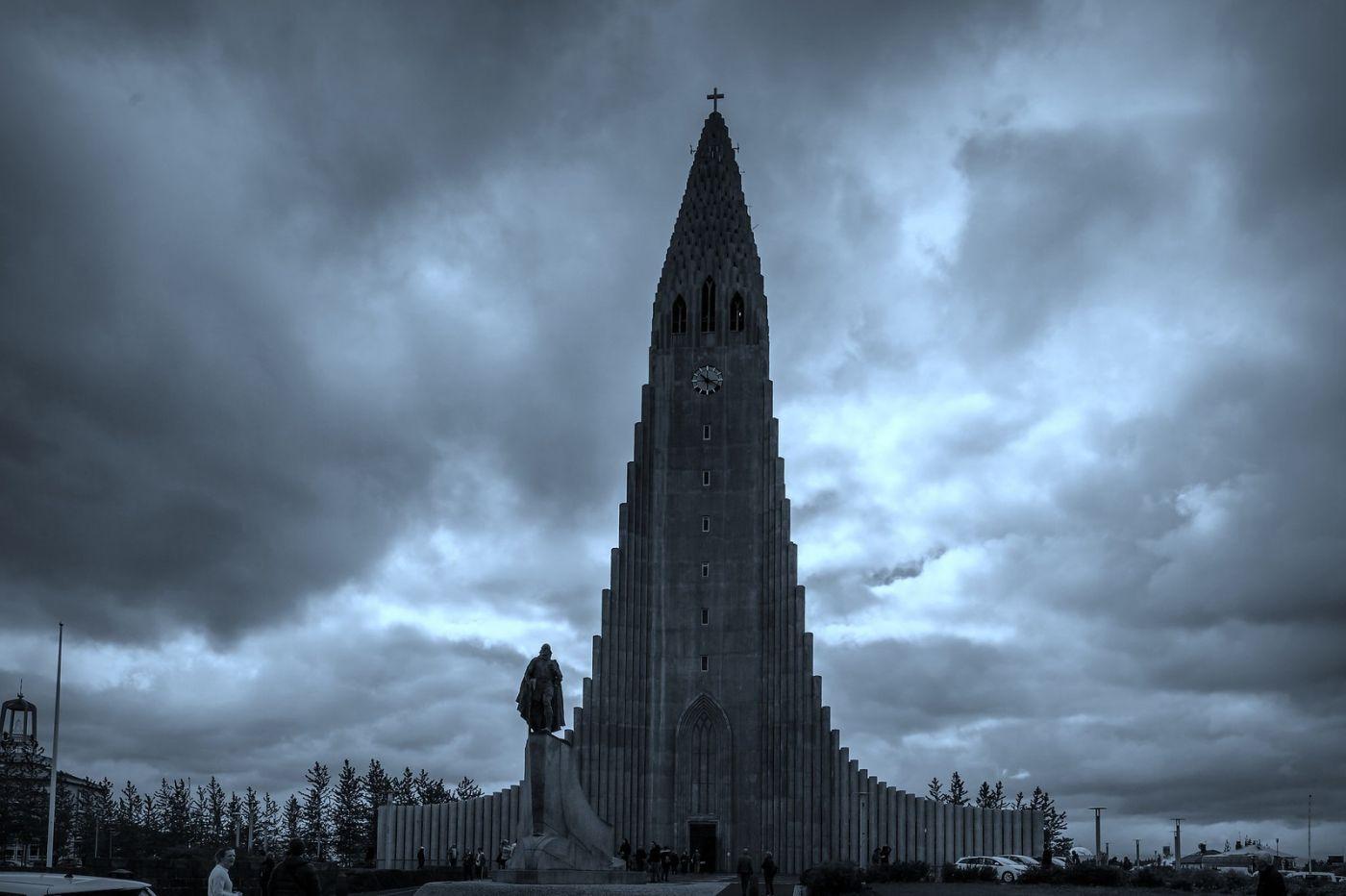 冰岛Hallgrimskirkja教堂,超奇特的建筑_图1-3