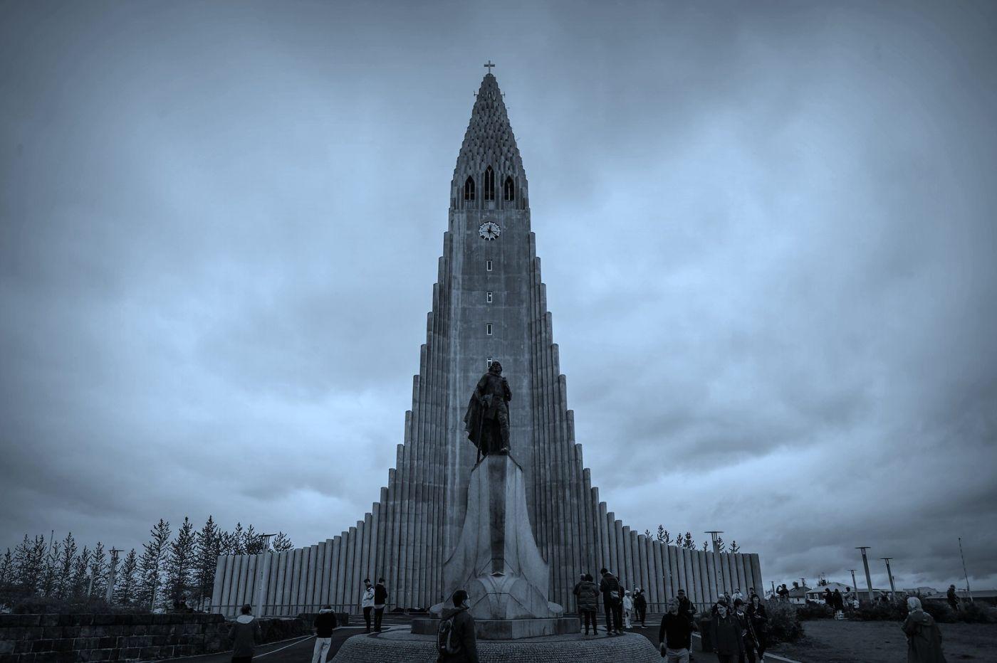 冰岛Hallgrimskirkja教堂,超奇特的建筑_图1-11