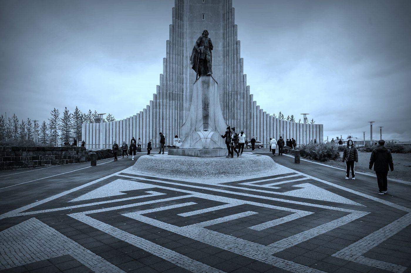 冰岛Hallgrimskirkja教堂,超奇特的建筑_图1-13