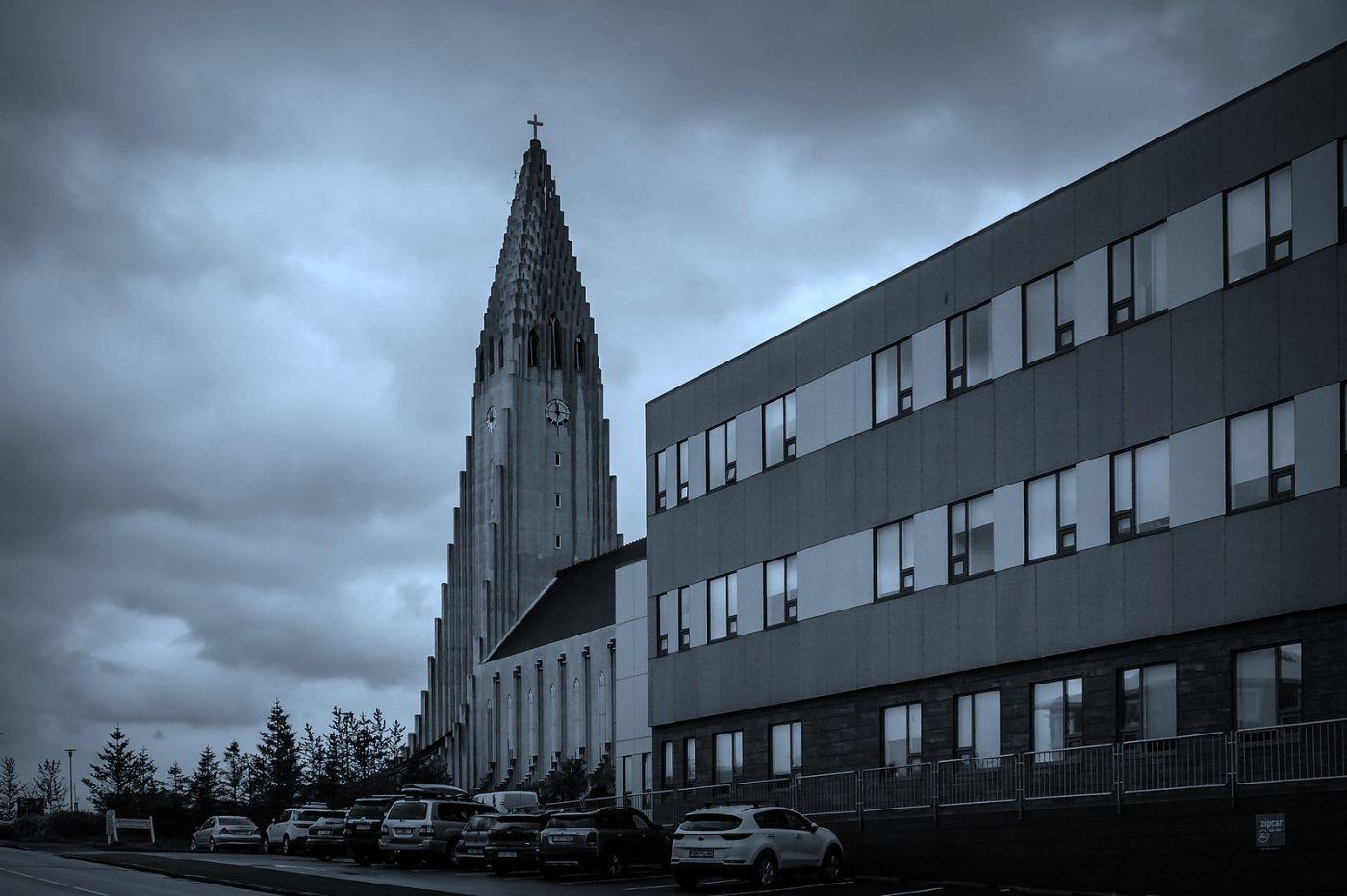 冰岛Hallgrimskirkja教堂,超奇特的建筑_图1-15