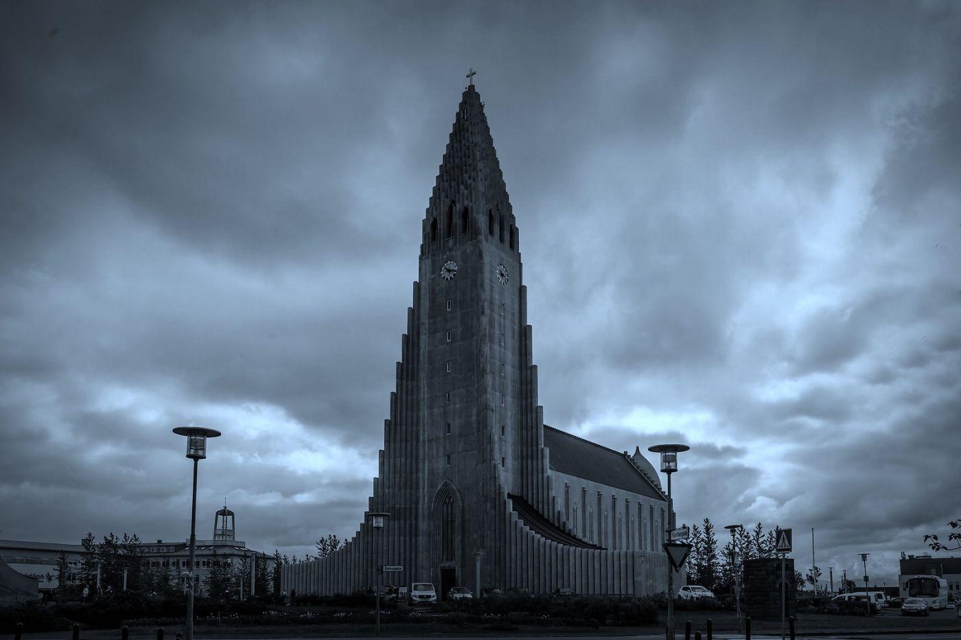 冰岛Hallgrimskirkja教堂,超奇特的建筑_图1-16
