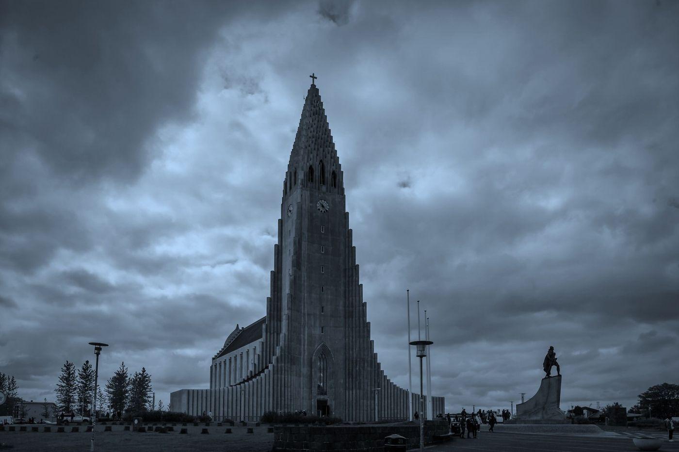 冰岛Hallgrimskirkja教堂,超奇特的建筑_图1-20