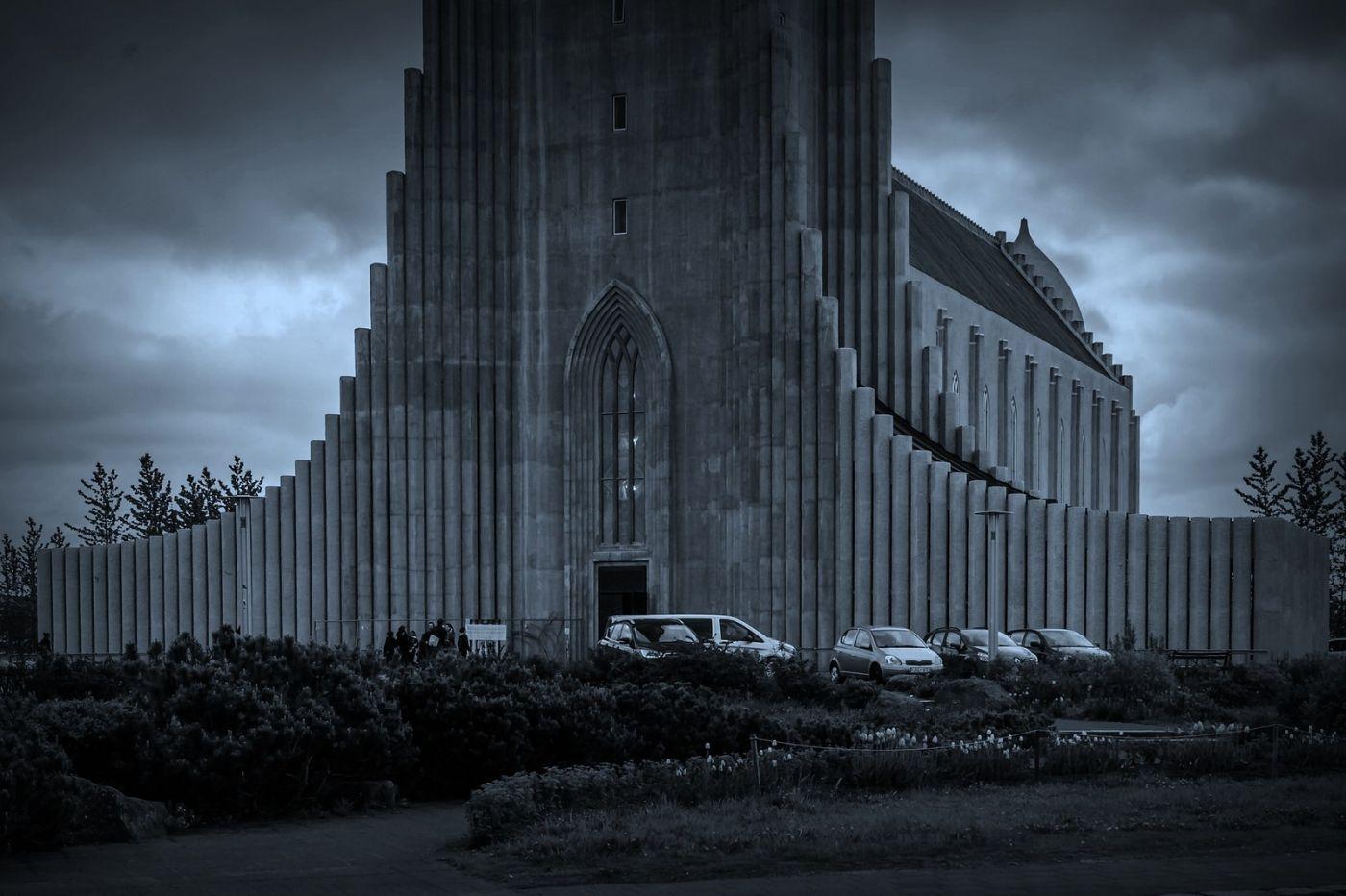 冰岛Hallgrimskirkja教堂,超奇特的建筑_图1-19