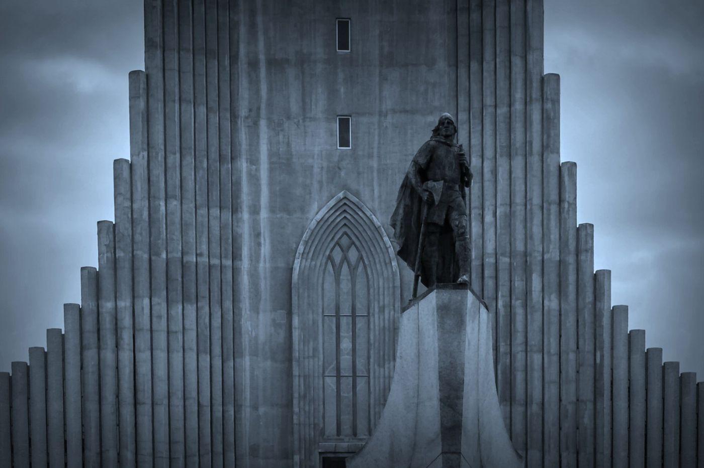 冰岛Hallgrimskirkja教堂,超奇特的建筑_图1-18