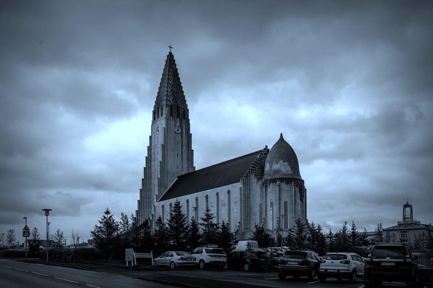 冰岛Hallgrimskirkja教堂,超奇特的建筑_图1-17