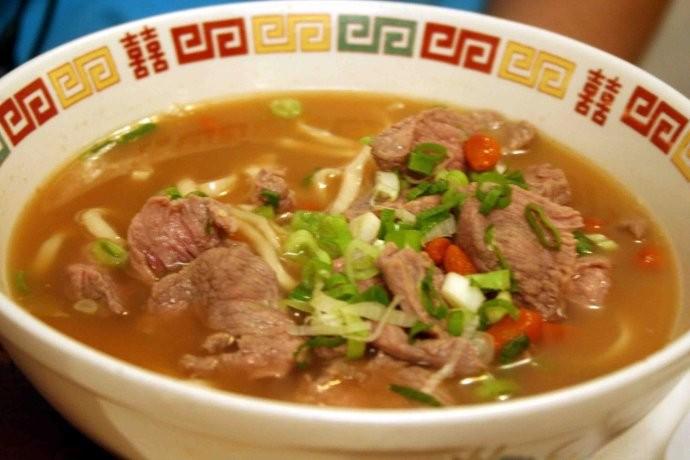 吃羊肉、羊肉汤、羊肉泡馍再加蒜瓣吃出真正的好味道:幸福味 ..._图1-3