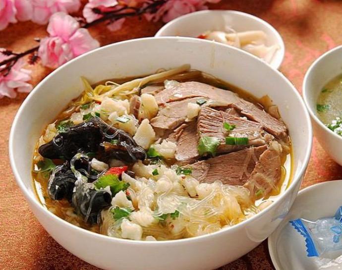 吃羊肉、羊肉汤、羊肉泡馍再加蒜瓣吃出真正的好味道:幸福味 ..._图1-6